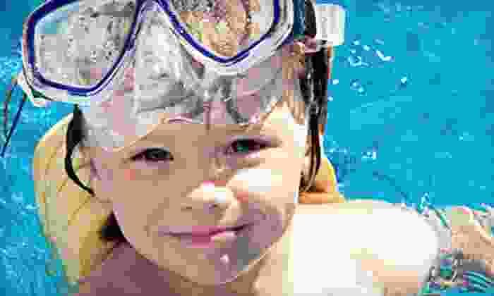 Aqua-Tots Swim Schools - Round Rock: $45 for Four Children's Swim Classes at Aqua-Tots Swim Schools ($100 Value)