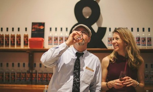 Copper and Kings: Tour and Tasting for Two or Four with Souvenir Glasses and Towels at Copper and Kings (Up to 52% Off)