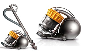 Closeout: Dyson DC39 Multifloor Canister Vacuum (Refurbished)