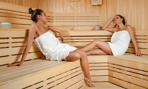 Banya Spa: One-Hour Sauna and Steam Room Access at Banya Spa (Up to 61% Off). Three Options Available.