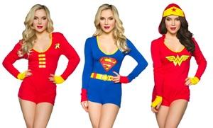 Undergirl X Dc Comics Women
