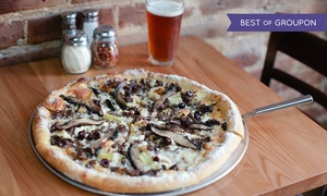 Mellow Mushroom: $15 for $25 Worth of Pizza, Hoagies, and Drinks at Mellow Mushroom