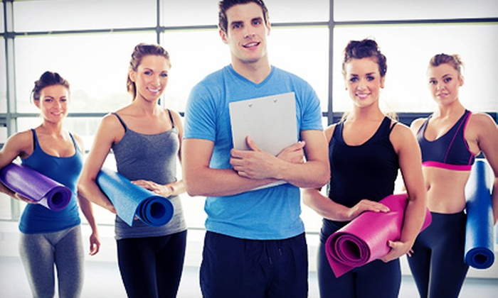 Flow Fitness - Pickering: $55 for $100 Worth of Yoga Classes at Flow Fitness