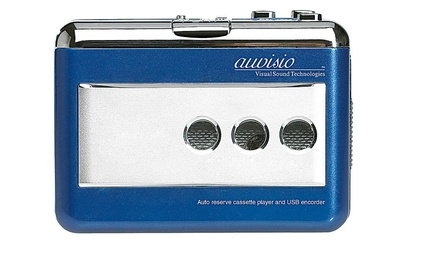 Auvisio Tape to PC MP3 Converter