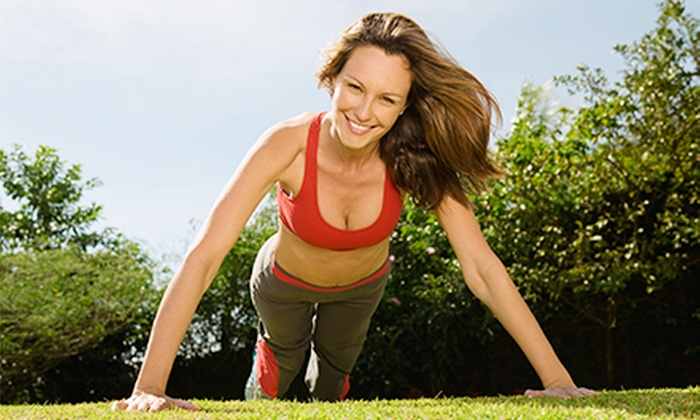 Hawk Sports Performance - Neptune: $80 for One Month of Women-Only Boot Camp from Hawk Sports Performance (Up to $159 Value)