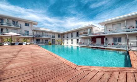 Antibes : studio Double ou Familial avec petit déjeuner en option au Zénitude Hôtel & Résidence Le Maestria pour 2 ou 4