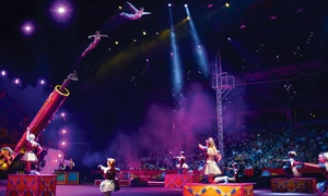 Ringling Bros. and Barnum & Bailey Presents Circus XTREME: <i>Ringling Bros. and Barnum & Bailey</i> Presents <i>Circus XTREME</i> on August 25-28