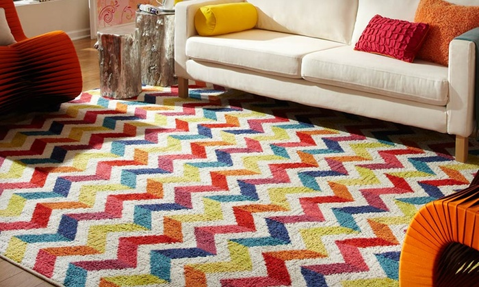 5'x8' or 8'x10' Mohawk Home Patterned Nylon Rugs: Mohawk Home 5'x8' or 8'x10' Hypoallergenic Rugs (Up to 56% Off). 11 Colors Available. Free Shipping and Returns.
