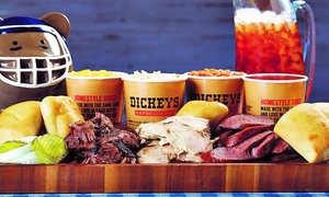 Dickey's Barbecue Pit - Utah: $19 for Two Groupons, Each Good for $16 Worth of Barbecue at Dickey's Barbecue Pit ($32 Value)
