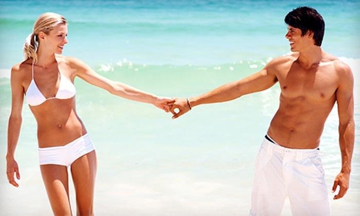 Destination Massage & Spa - Cedar Rapids: One Brazilian, Bikini, Back, or Chest Wax at Destination Massage & Spa (Up to 52% Off)