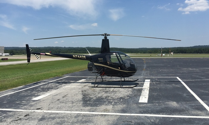 Atlanta Helicopters Llc - Atlanta: $418 for $760 Worth of Helicopter-Pilot License Classes — Atlanta Helicopters LLC