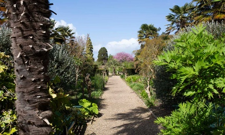 The Walled Gardens Entry for One or Two for One or Two