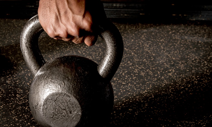 MBody Strength - Brea-Olinda: 10 or 20 Kettlebell Fitness Classes at MBody Strength (Up to 90% Off)