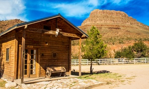 Cabins & Glamping at Historic Grand Canyon Ranch