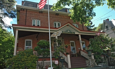 Groupon Deal: 2-Night Stay for Two at Bricktown Inn Bed & Breakfast in Haverstraw, NY.