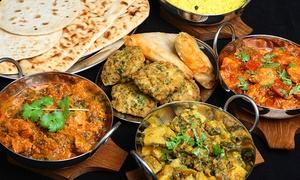 Sana Restaurant: Menu indien, pakistanais et bangladais pour 2 ou 4 adultes chez Sana Restaurant (jusqu'à 52 % de rabais)
