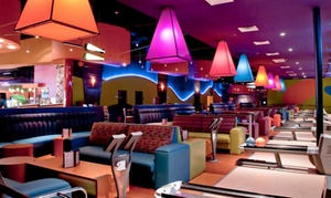 Shenaniganz: Unlimited Bowling, Lazer Tag, and Black-Light Mini Golf at Shenaniganz (Up to 67% Off)