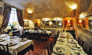 13 Giugno Brera: 13 Giugno Brera - Menu gourmet della tradizione siciliana di 4 portate e prosecco