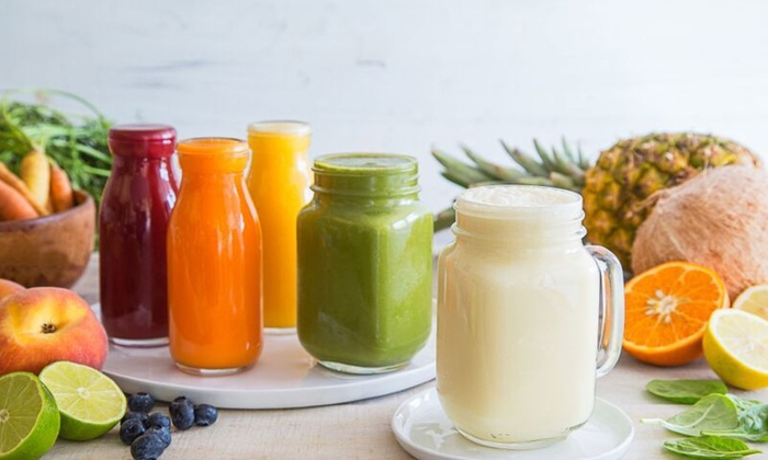 Juicealot: Three-Day Juice Cleanse with Garcinia Cambogia from JuiceAlot ($169 Value)
