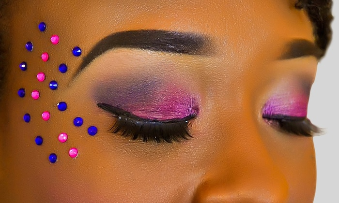 Face Candy Studio - New York City: Makeup Application from Face Candy Studio (30% Off)
