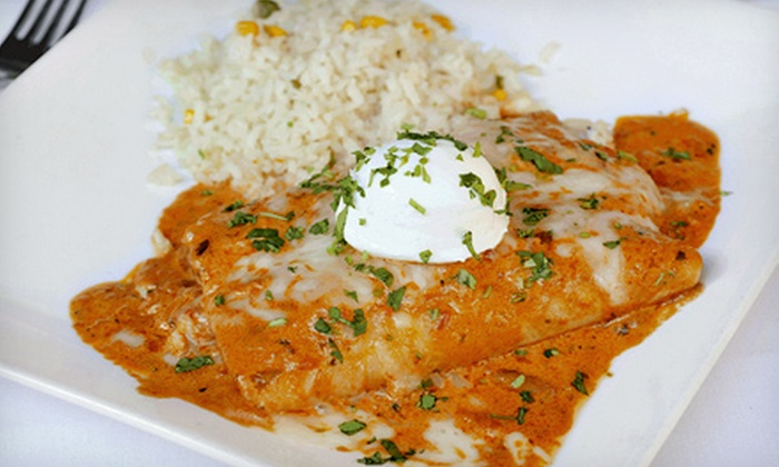 Vivo Restaurant - Upper Boggy Creek: Tex-Mex Food at Vivo Restaurant (40% Off). Two Options Available.