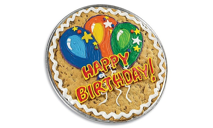 Cookies By Design - Glenview - Multiple Locations: $20 for a 13-Inch Cookie Cake at Cookies By Design ($32.99 Value)
