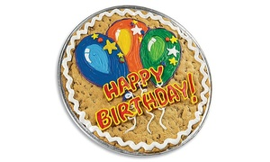 Cookies By Design - Glenview: $20 for a 13-Inch Cookie Cake at Cookies By Design ($32.99 Value)