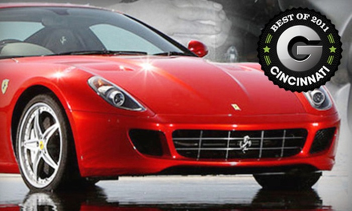 Champion Elite Detailing - West Chester: Executive Exterior, Luxury Interior, or VIP Detailing at Champion Elite Detailing in West Chester (Up to 57% Off)