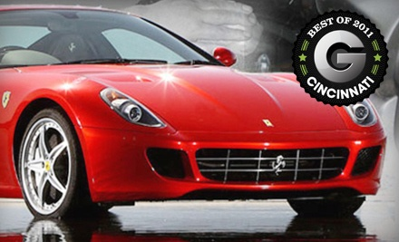2-Hour Executive Exterior Detail (a $95 value) - Champion Elite Detailing in West Chester