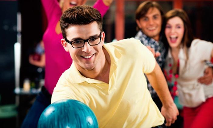 Carter Family Bowl & Pizzeria - Winter Garden: Bowling for Two or Family Bowling Package at Carter Family Bowl & Pizzeria (Up to 55% Off)