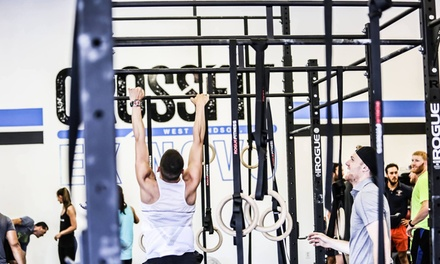 $69 for $150 Worth of Crossfit Foundations at CrossFit Ex Novo