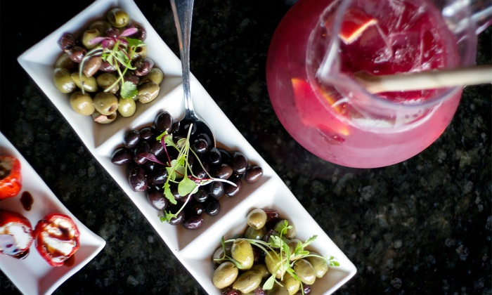 Sangria's - Attleboro: Tapas and Desserts for Two or Four at Sangria's (47% Off)