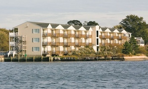 Stay At Waterside Inn On Chincoteague Island, Va. Dates Into March