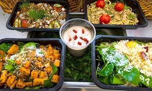 Dietetyczny catering wegetariański od 217 zł z Zielonej Torebki (do -38%)
