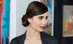 Salon Volume: Haircut Package with Optional Highlights at Salon Volume (Up to 67% Off)