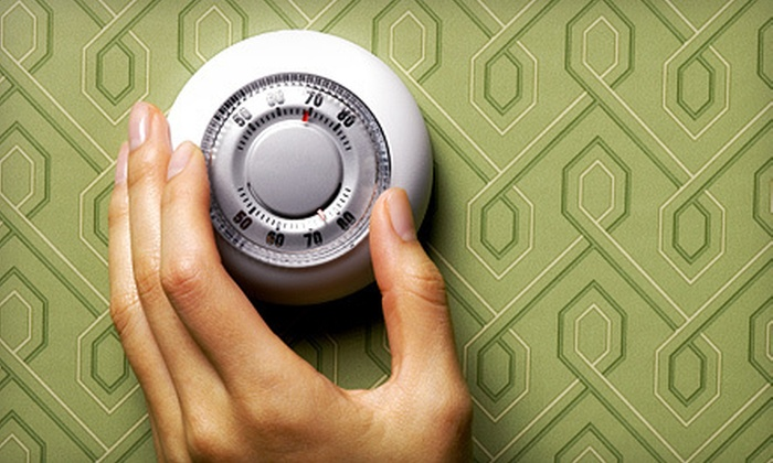 Comfort First Heating and Cooling - Raleigh / Durham: $39 for a Heating Tune-Up and Safety Inspection from Comfort First Heating and Cooling ($120 Value)