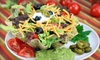 El Chilitos Mexican Restaurant - Ontario Location: Mexican Dinner with Wine for Two or Four at El Chilitos Mexican Restaurant (Up to 56% Off)