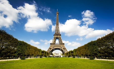 ✈ Explore Rome & Paris on Trip with Airfare