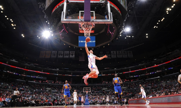 L.A. Clippers - STAPLES Center: L.A. Clippers Game on November 14 or 22 at 12:30 p.m., or November 25 at 7:30 p.m.