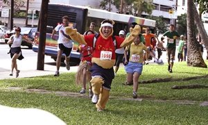 CitySolve Urban Race: Scavenger-Race Entry for One, Two, or Four from CitySolve Urban Race (60% Off)