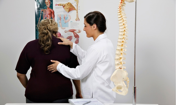 Dubarry Chiropractic - Oakpark Office Condominiums: Exam Consultation with Adjustments and MIcro-Percussion Treatments at Dubarry Chiropractic (Up to 85% Off)