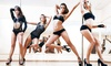 Sacramento Pole Dance Studio - Multiple Locations: Five Pole-Dancing Classes or Private Party for 15 at Sacramento Pole Dance Studio (Up to 48% Off)