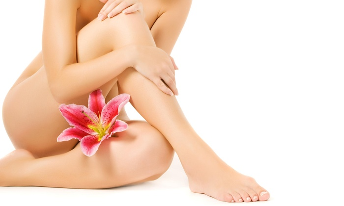 THE Medical Spa-A - Multiple Locations: $739 for Full-Body IPL Hair Removal at THE Medical Spa ($999 value)