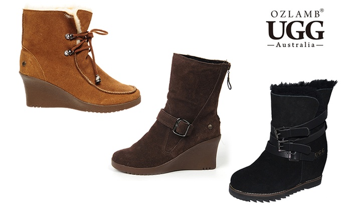 9eb415f99d9 Ozlamb Ugg Tall Lace Up Boot - cheap watches mgc-gas.com