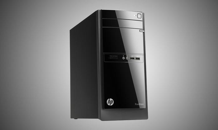 HP 110-194 Windows 8 Desktop PC with 8GB RAM (H6U03AA): HP 110-194 Windows 8 Desktop PC with 8GB RAM (H6U03AA) (Manufacturer Refurbished). Free Returns.