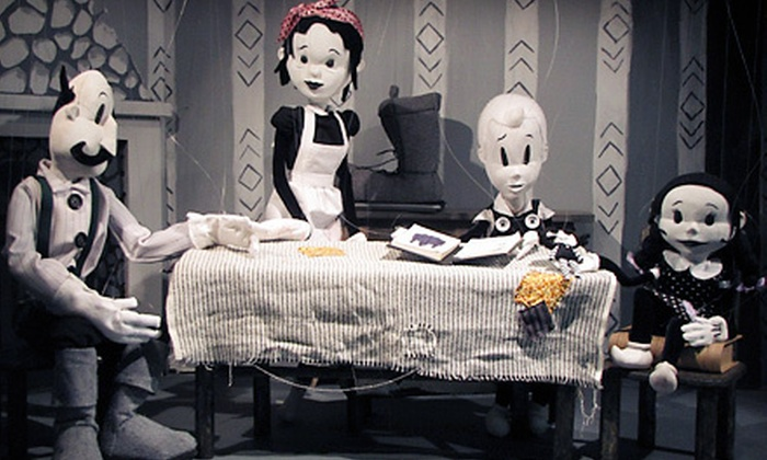 """Columbia Marionette Theatre - The Congaree Vista: """"Hansel and Gretel"""" Marionette Show for Four or Six at the Columbia Marionette Theatre (Half Off)"""