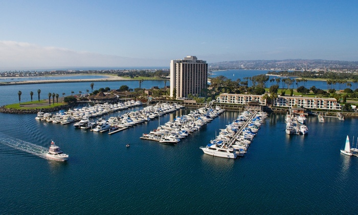 Hyatt Regency Mission Bay Spa and Marina - San Diego, CA: Stay at Hyatt Regency Mission Bay Spa and Marina in San Diego, with Dates into June