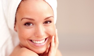 Toscana European Salon & Day Spa: European or Specialty Facial at Toscana European Salon & Day Spa (Up to 55% Off)
