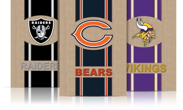 NFL Burlap Garden Flags: NFL Burlap Garden Flags