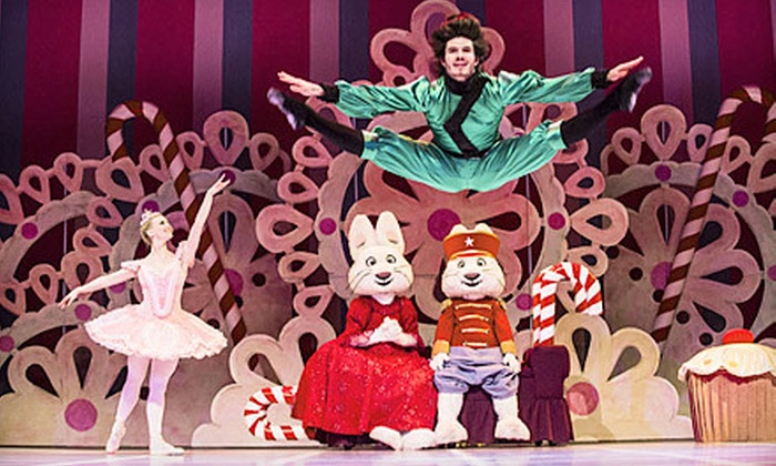 "Max & Ruby: Nutcracker Suite 2012 - The Dome at Toyota Presents Oakdale Theatre: ""Max & Ruby: Nutcracker Suite 2012"" at Toyota Presents Oakdale Theatre on December 11 at 2 p.m. (Up to $47 Value)"